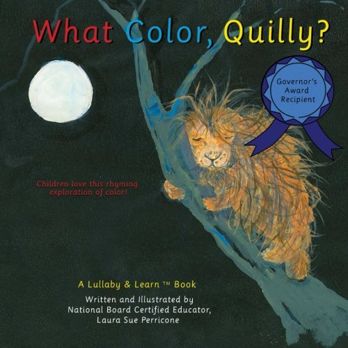 What Color, Quilly?