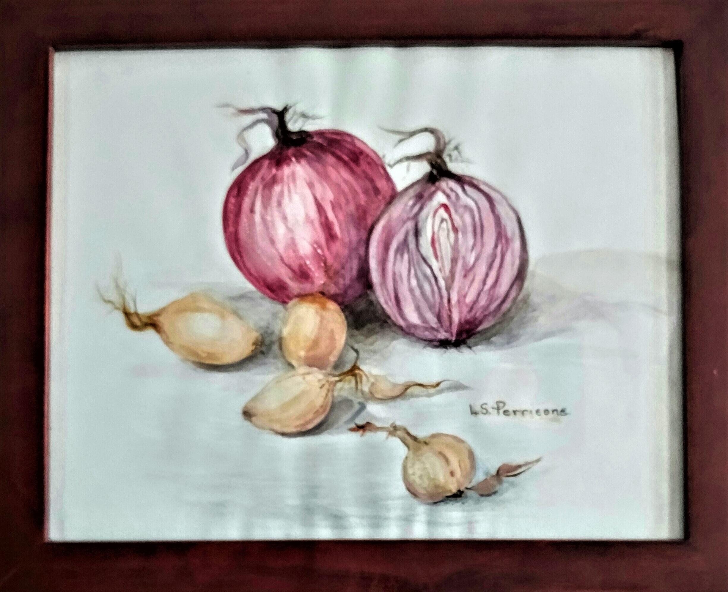 Red Onions and Shallots